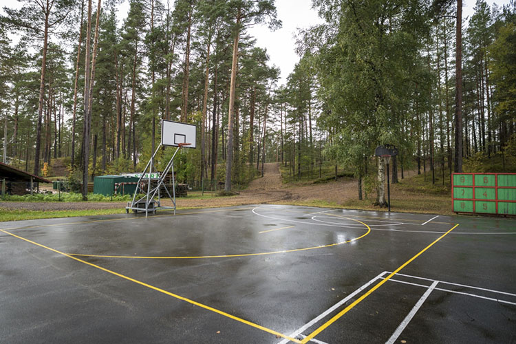 korvpall-asfaltil